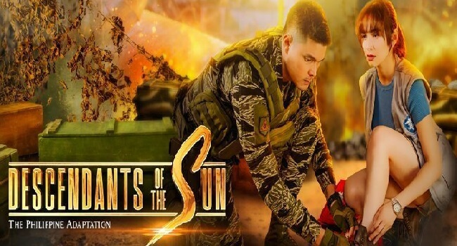 Descendants of the Sun March 25, 2020 Pinoy TV